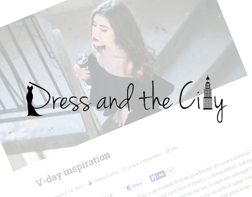 Dress and the City