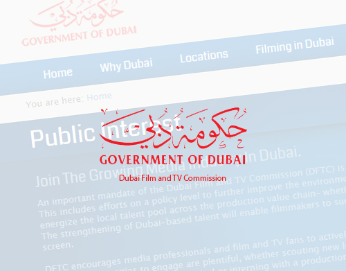 Dubai Film and TV Comission